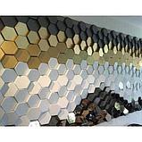 """Гипсовые 3D панели """"Сота"""" 3D/20 50х50х2,5 см  для декорирования стен, фото 2"""