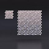 """Гипсовые 3D панели """"Сота"""" 3D/20 50х50х2,5 см  для декорирования стен, фото 9"""