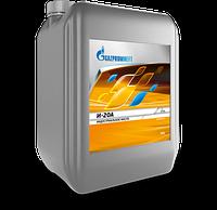Гидравлическое масло Газпром Hydroil Plus-20 205литров