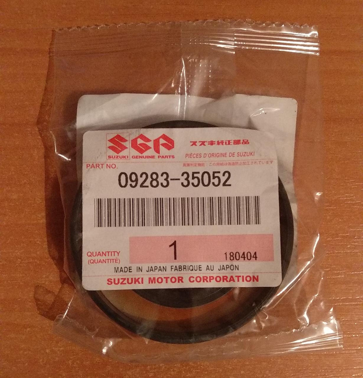 Сальник привода переднего моста (35Х62Х10) 09283-35052 / 09283-35008