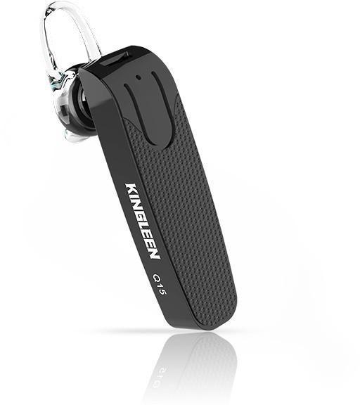 Гарнитура Bluetooth черная Kingleen Q15