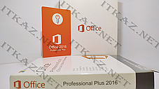 Microsoft Office 2016 professional (pro) plus BOX, фото 3
