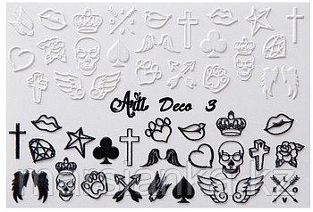 Слайдер дизайн ArtiForYou Deco 3D #3