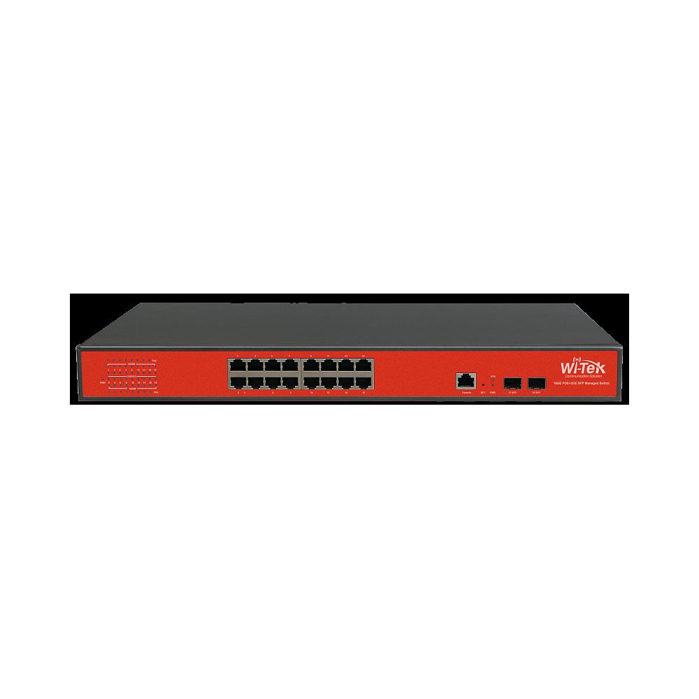 Wi-Tek WI-PMS318GF-24V