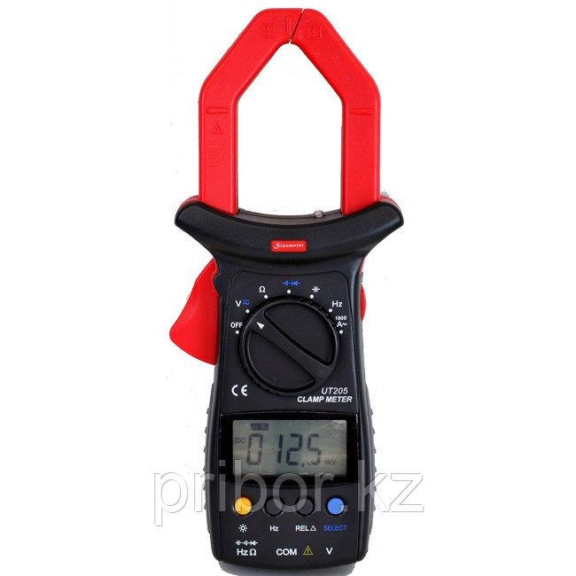 Токоизмерительные клещи до 1000А (AC) с функцией мультиметра UT205 . Внесены в реестр СИ РК
