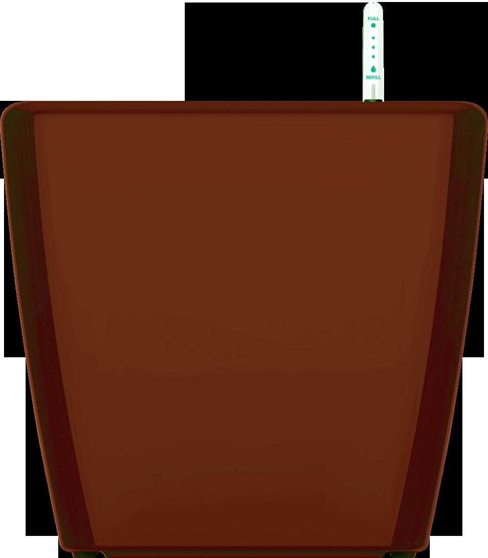 Кашпо коричнывый с автополивом 43,х40cmH