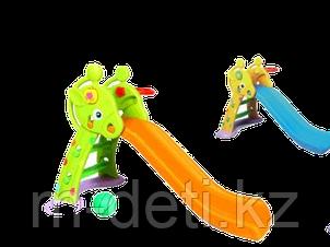 Горка детская Жирафик HD101 HUADONG