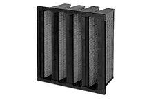 Угольные компактные фильтры W-типа