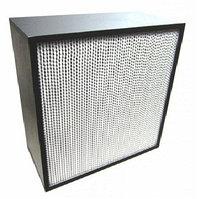 HEPA-фильтр с алюминиевым сепаратором