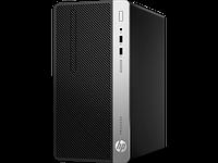 Системный Блок HP 4CZ62EA 400G5MT/GLD310W/i5-8500/8GB/1TB HDD/W10p64/DVD-WR/1yw/R7 430/USBkbd/mouseUSB/DP, фото 1