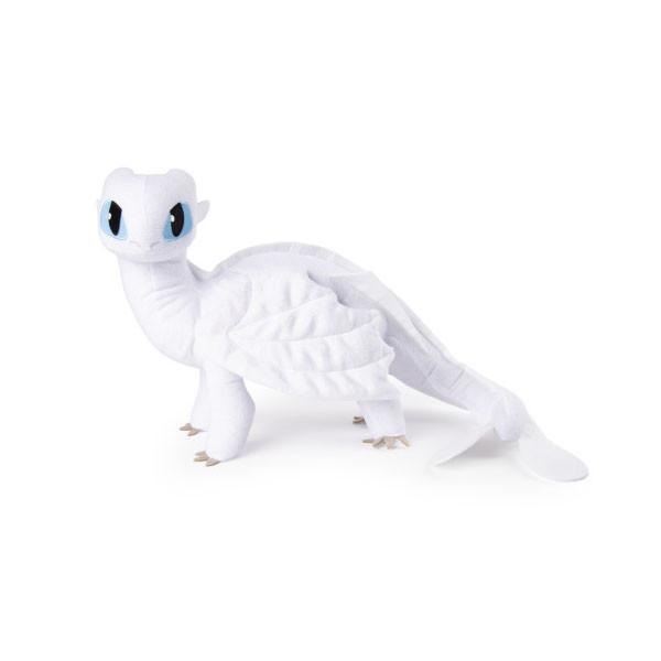 Как приручить дракона - Плюшевый дракон Делюкс Дневная Фурия, 35 см