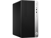Системный Блок HP 4CZ64EA 400G5MT/GOLDHE/i5-8500/4GB 500GB HDD /DOS/DVD-WR/1yw/USBkbd/mouseUSB V214.7/No 3rPo, фото 1
