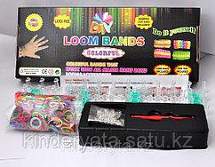 Волшебные резиночки (Rainbow loom bands)