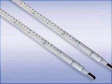 Термометр лабораторный ТЛ-4№2 (0+55*С) стеклянный, ц.д.0,1, длина 500...530