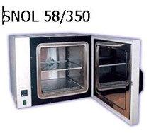 Шкаф сушильный SNOL 58/350 LFP (Т=350°, V=58л, камера-сталь, электронный терморегулятор E5CN)