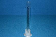 Цилиндр 3 мерный с носиком и пластмассовым основанием 3-100-2