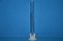 Цилиндр 3 мерный с носиком и пластмассовым основанием 3-250-2