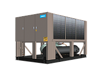 Чиллер MDV AQUA FORCE: LSBLGW380/C (с воздушным охлаждением конденсатора с винтовым компрессором)