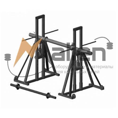 ДК-20ГП Домкрат кабельный гидравлический (барабаны 20-38, г/п до 20000 кг)