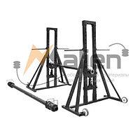 ДК-15ГП Домкрат кабельный гидравлический (барабаны 8-38, г/п до 15000 кг)