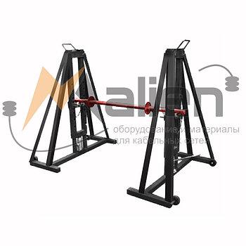 ДК-5ГМП Домкрат кабельный гидравлический (барабаны 8-25, г/п до 5000 кг)