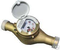 Счётчик холодной воды многоструйный(домовой) 420PC QN 1.5,Dn15