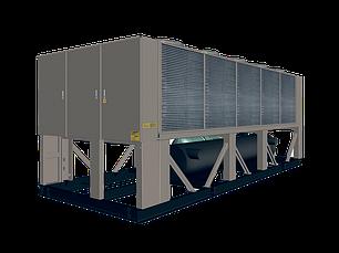 Чиллер MDV AQUA FORCE:LSBLGW600/C (с воздушным охлаждением конденсатора с винтовым компрессором), фото 2