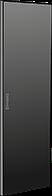 ITK Дверь металлическая для шкафа LINEA N 47U 600 мм серая