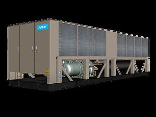 Чиллер MDV AQUA FORCE: LSBLGW1420/C (с воздушным охлаждением конденсатора с винтовым компрессором), фото 2