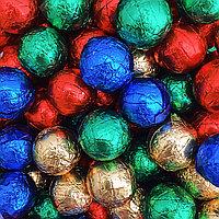 Шоколадные шарики (маленькие)  0,5кг / Германия