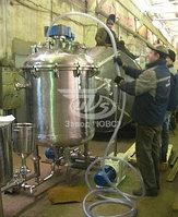Оборудование для производства медицинского геля