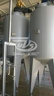 Емкостное оборудование для производства лаков и красок (лакокрасочных материалов)