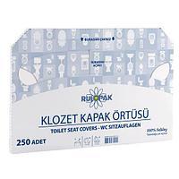 Одноразовые настилы для унитаза (Турция)