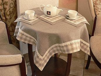 Индивидуальный пошив скатертей и салфеток