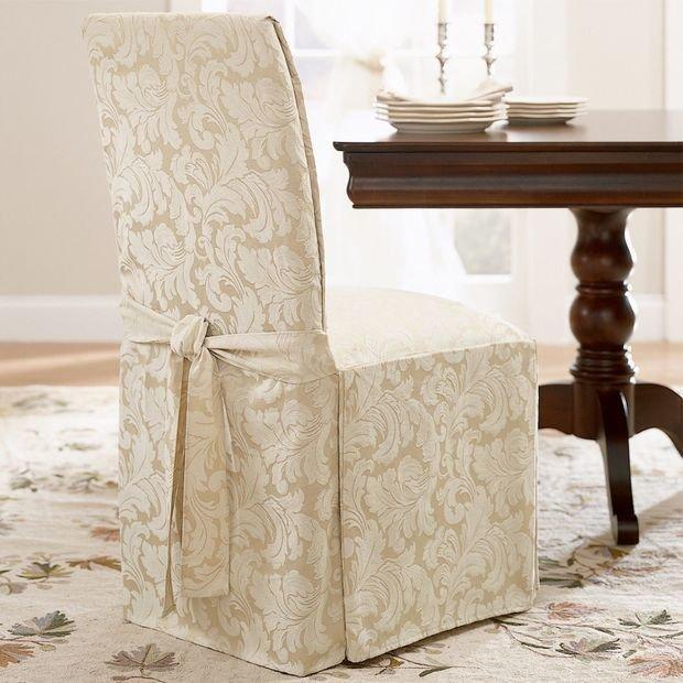 """Маслозащитные грязезащитные водоотталкивающие чехлы на стулья """"Премиум"""""""