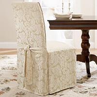 """Масло-грязе-водо-отталкивающие чехлы на стулья """"Премиум"""""""