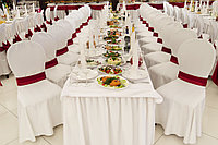 Пошив свадебного банкетного текстиля