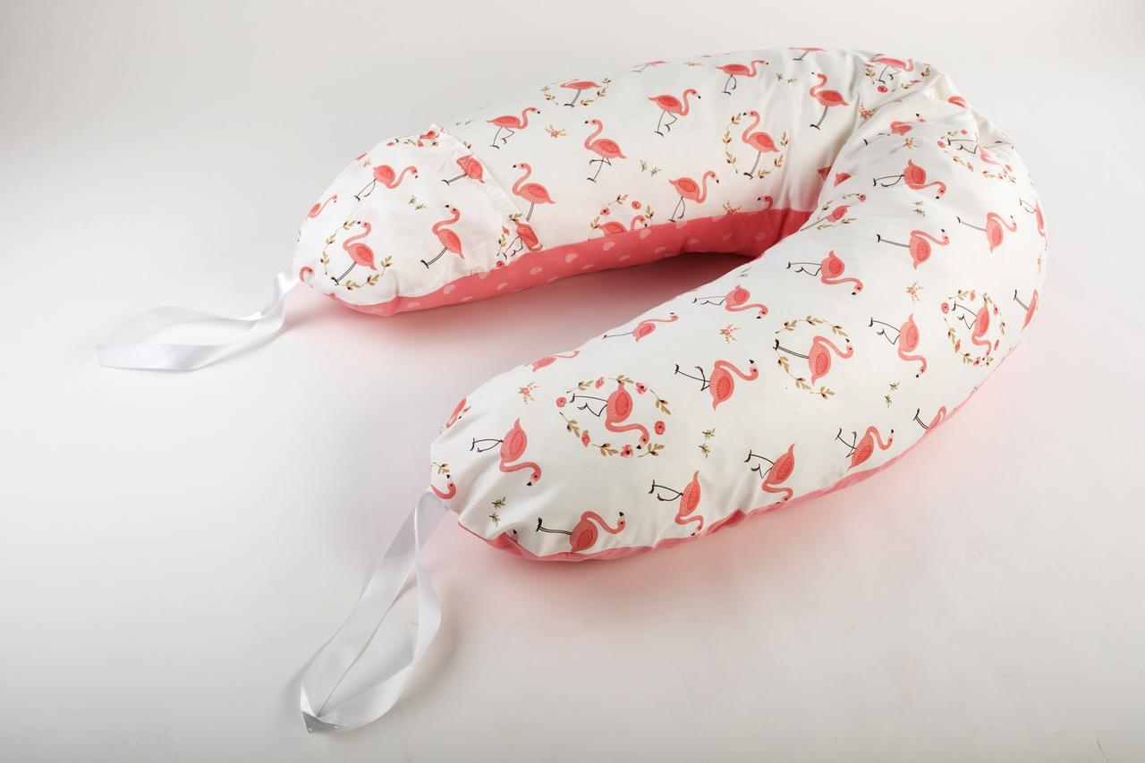 Подушка для беременных, модель B, 180х35 см