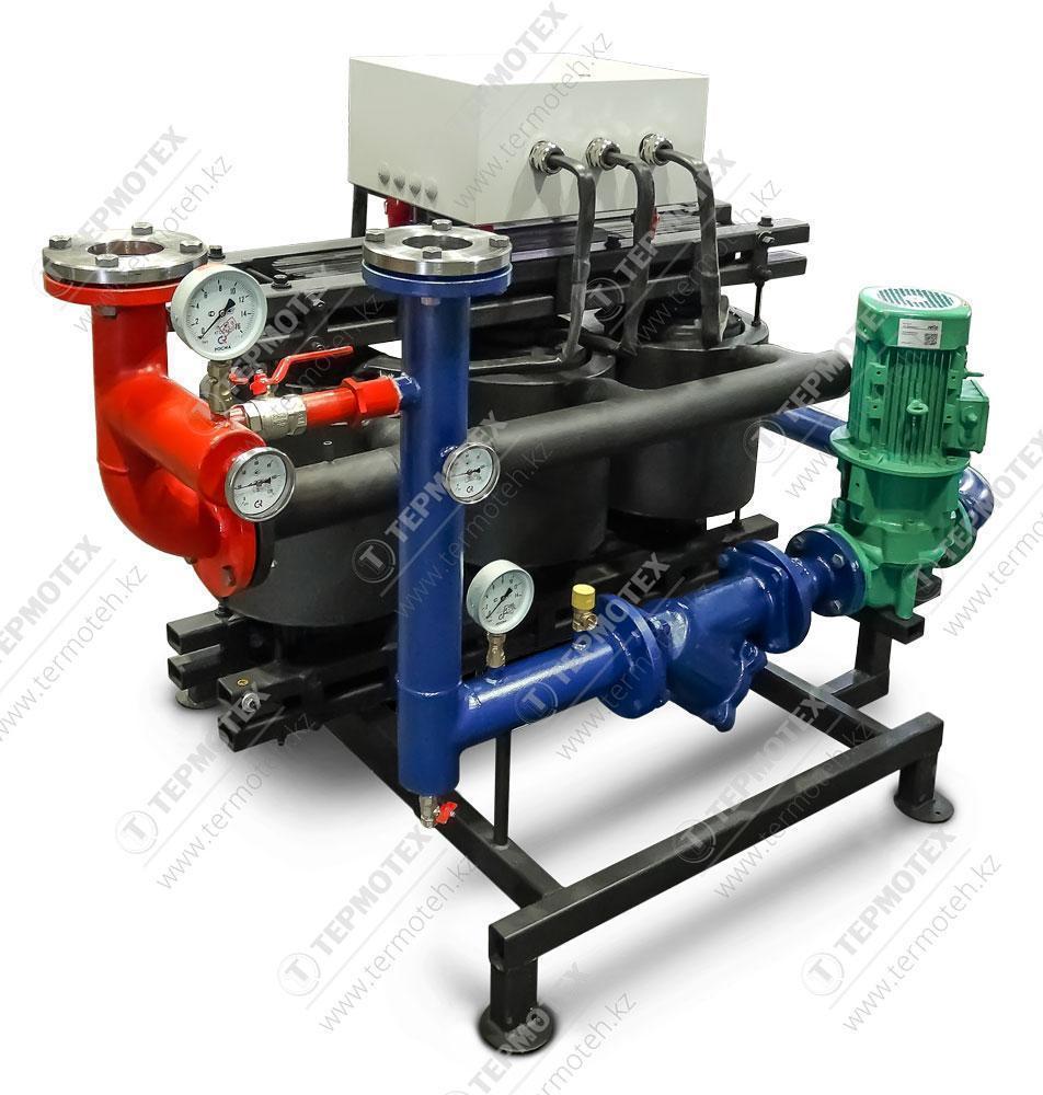 Автономное промышленное отопление установка Терманик Комплекс 250
