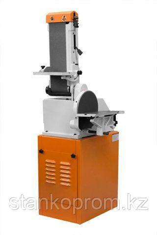 Cтанок ленточно-дисковый шлифовальный Stalex BTM-250