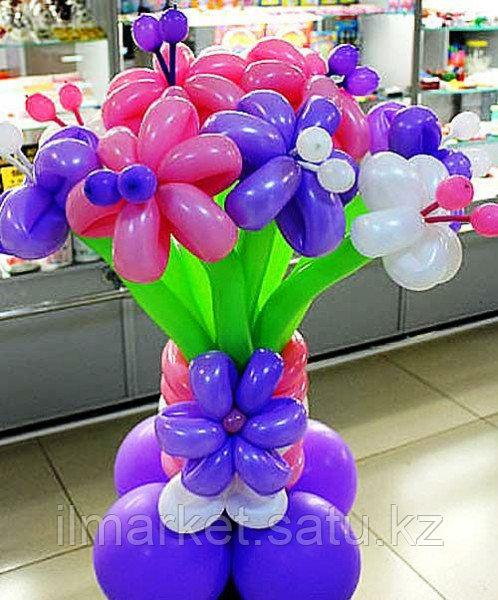 Букет из шаров Астана - фото 3