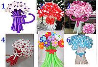Цветы из шаров на 8 марта Астана