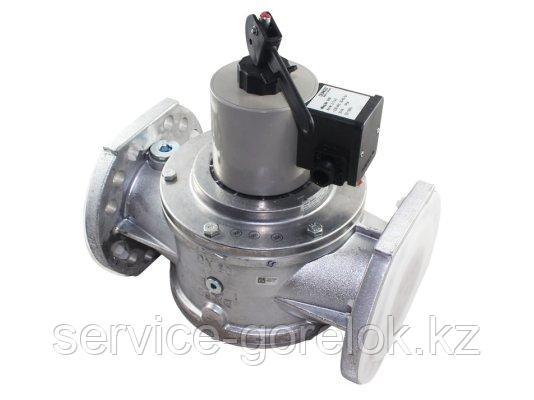 Ручной предохранительный запорный клапан DUNGS HSAV 5080/5