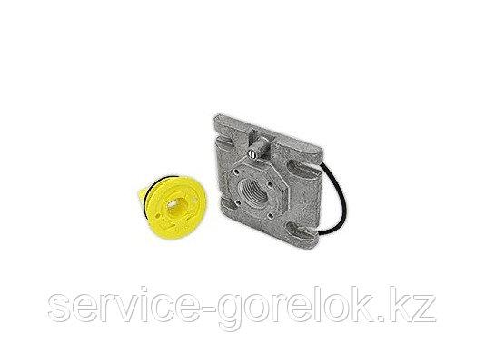 "Фланец газового клапана KROM SCHRODER Rp 1/2"" в комплекте"