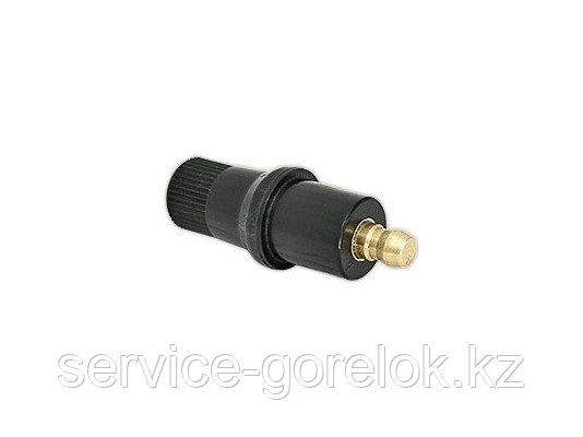 1-контактный штекер O6 мм