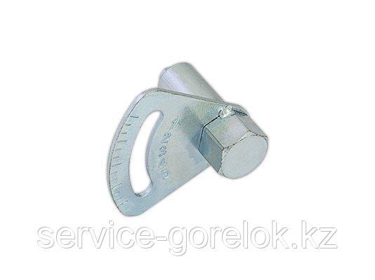 Регулятор головки жаровой трубы со шкалой