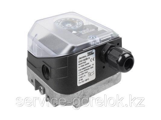 Реле давления KROM SHRODER DG150B-3