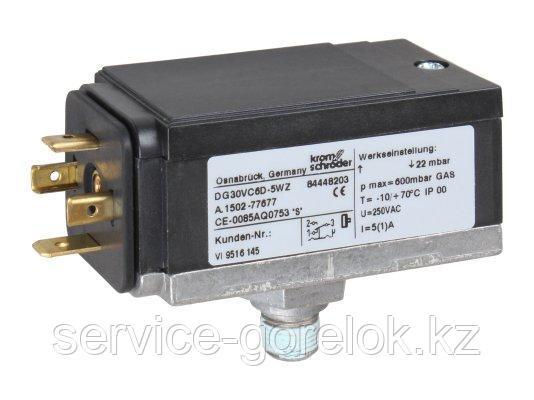 Реле давления KROM SHRODER DG30VC6D-5WZ