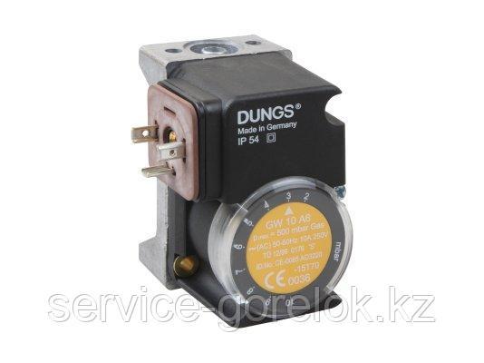 Реле давления газа DUNGS GW 10 A6