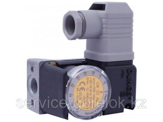 Реле давления газа DUNGS GW 50 A6 штекер